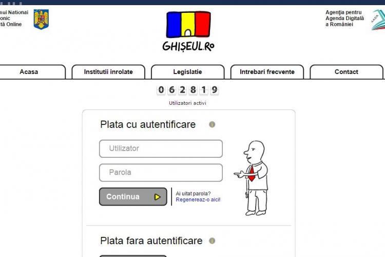 Premieră în Florești! E singura comună din România care permite plata impozitelor online