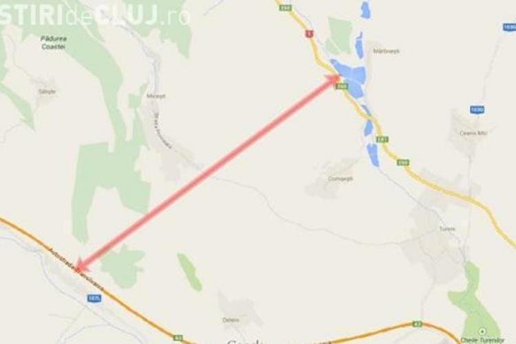 Centura Vâlcele - Apahida va fi legată de Autostrada Transilvania printr-un drum de 10 milioane de euro