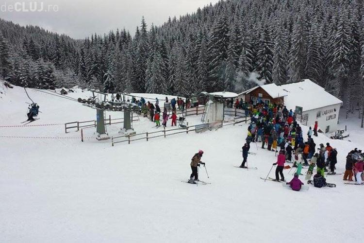 La Buscat Resort - Băișoara se schiază și în luna martie. Care sunt atracțiile - FOTO (P)