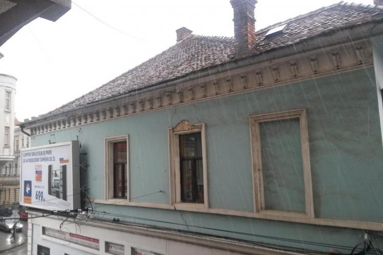 Ninge la Cluj! Ce anunță meteorologii - VIDEO cu viscolul de la Cluj