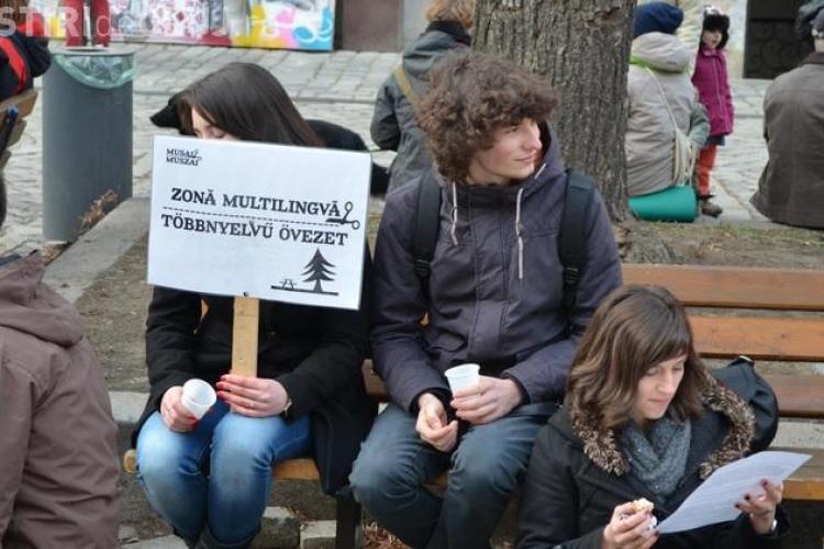 """Un grup maghiar din Cluj-Napoca acordă premii pentru Intoleranță. Cine sunt """"câștigătorii"""""""