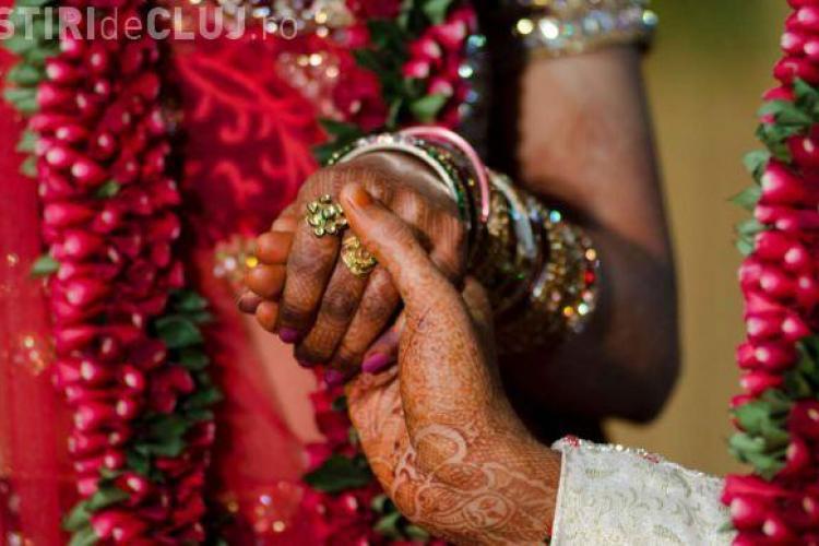 MIREASA s-a căsătorit cu un alt bărbat de la nuntă! Mirele a făcut criză de nervi