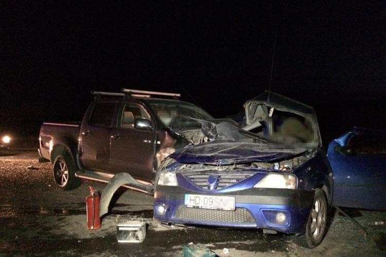 Accident MORTAL pe drumul Cluj - Turda! O șoferiță a MURIT. Care este cauza ACCIDENTULUI - FOTO