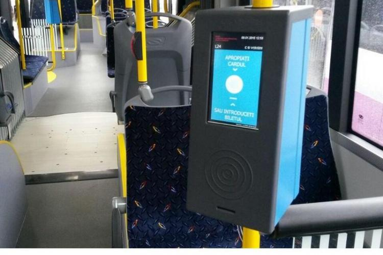 Clujenii pot cumpăra bilete pe autobuze cu o aplicație mobilă. Cum funcționează și ce BONUS este