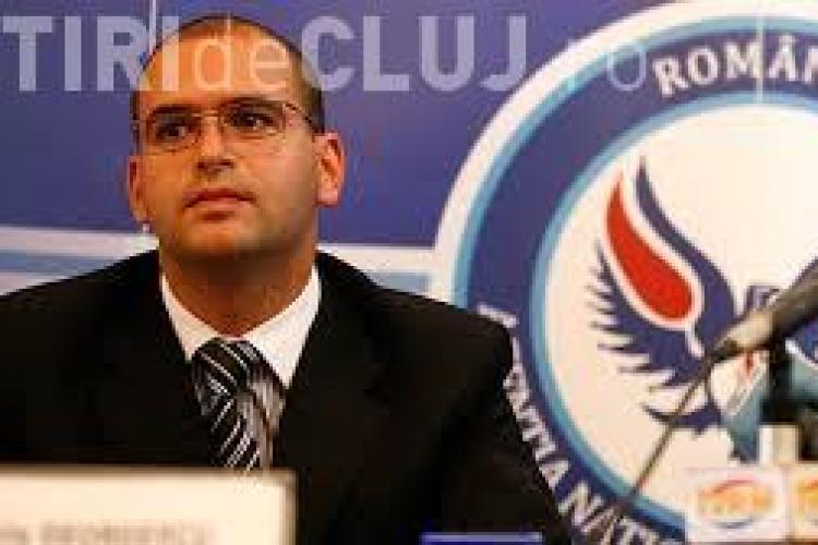 Horia Georgescu și-a dat demisia de la șefia ANI