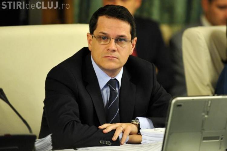 Eduard Hellvig a fost votat drept noul șef al SRI: Voi continua lucrurile începute de Maior