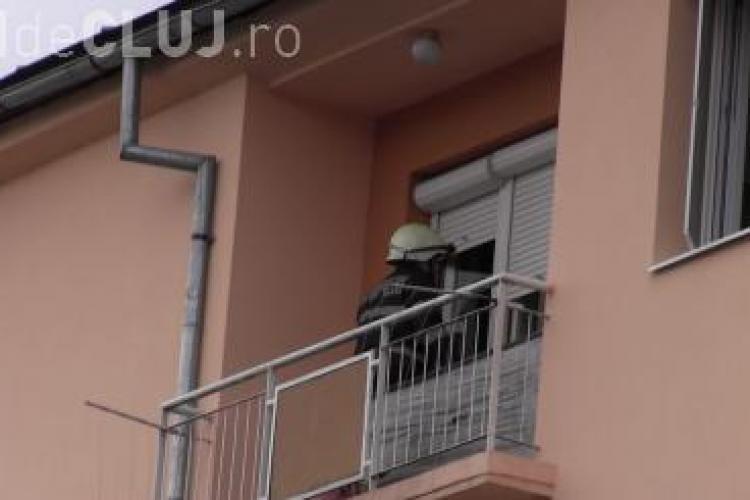 O bătrânică a pus pe jar Pompierii, Poliția și Salvarea la Dej. Ce a pățit de fapt VIDEO