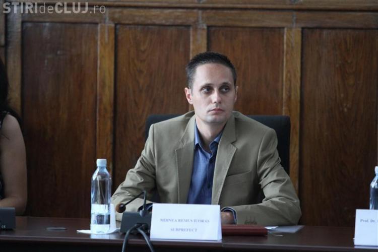 Fostul subprefect al Clujului, Mihnea Iuoraș, REȚINUT de DNA în scandalul retrocedărilor