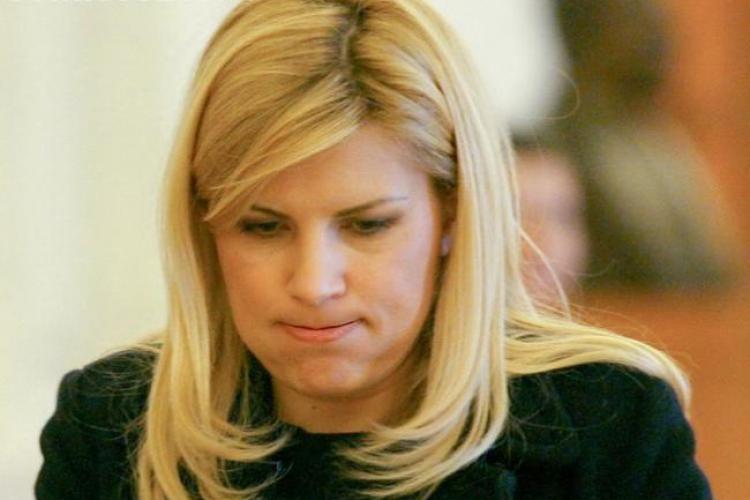Elena Udrea va fi supusă unui control ginecologic împotriva voinței sale