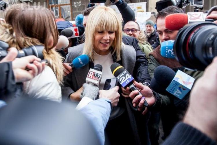 Elena Udrea, audiată la DNA: Trăiesc o telenovelă fără sfârșit