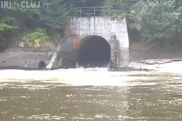 Tragedie la lacul Gilău! O persoană s-a înecat