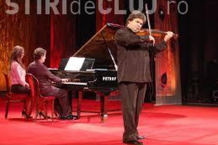 Concert umanitar ASTĂZI la Cluj. Violonistul Gabriel Croitoru va cânta pentru copiii cu insuficiență renală