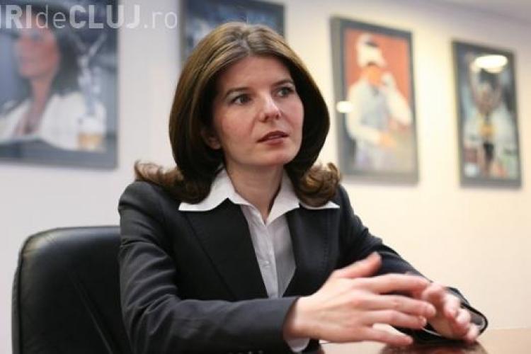 Monica Iacob Ridzi a clacat și a fost dusă de urgenţă la spital de la Jilava