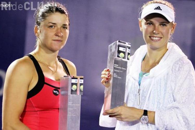 Urcare fulminantă a Alexandrei Dulgheru în topul WTA după finala cu Wozniacki