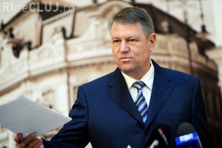 """Profesorii din Ardeal în cer lui Klaus Iohannis să sprijire modificarea Legii Educației: Să nu mai fie concursuri pe """"pile"""""""
