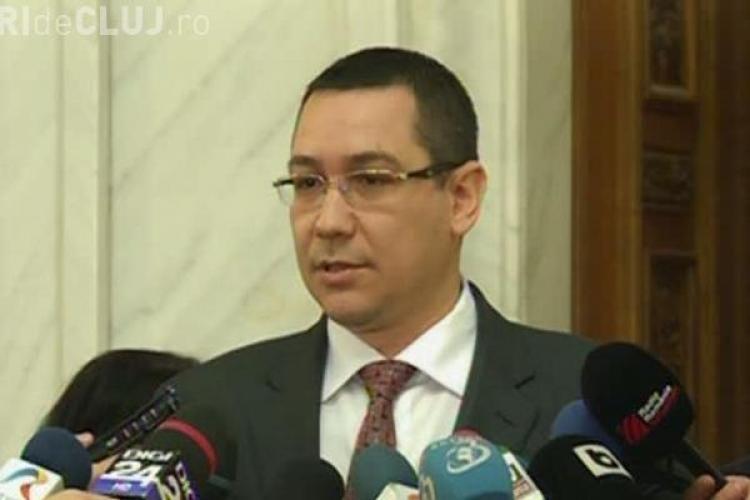 Victor Ponta: Cumnatul meu va plăti. I-am cerut iertare mamei mele