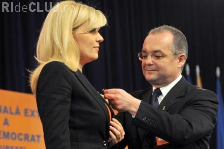 Boc răspunde VAG, după ce UDREA a spus că Dorin Cocoș finanța PDL