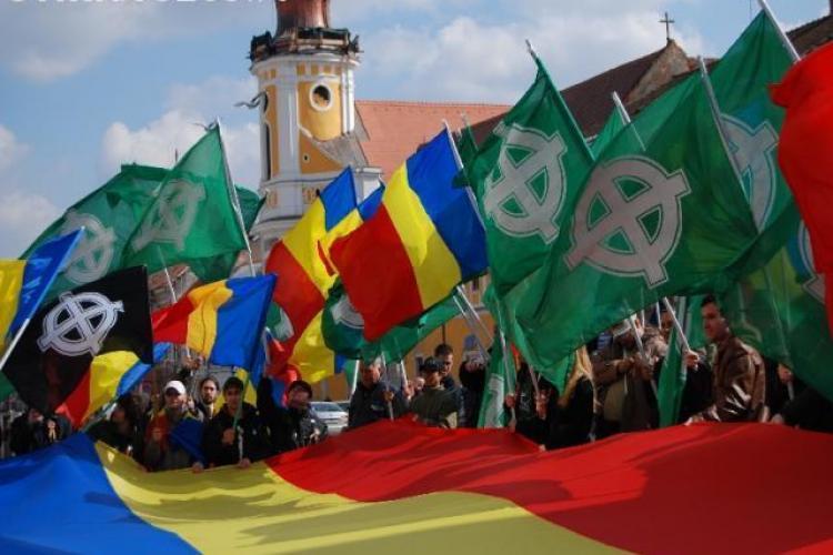 """Ziua Maghiarilor și """"Marșul Memorial Avram Iancu"""" afectează traficul din Cluj-Napoca"""