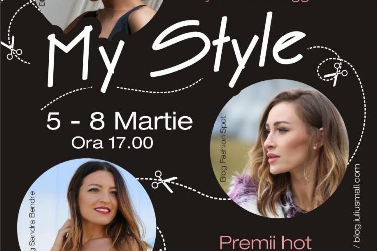 Alina Ceușan și Sandra Bendre îți vor da sfaturi de fashion la Iulius Mall Cluj