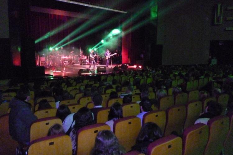 Iris, Semnal M, Coco și Pact au cântat la Cluj pentru paramedicul SMURD, Florin Benea