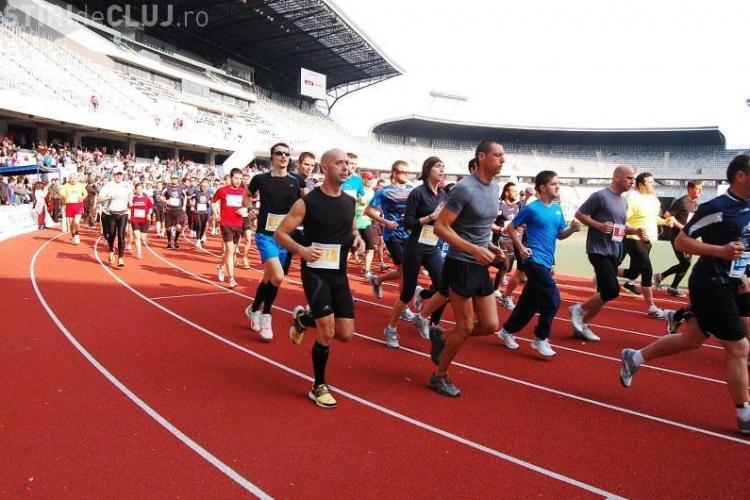Maratonul Internațional Cluj este dedicat copiilor cu insuficiență renală