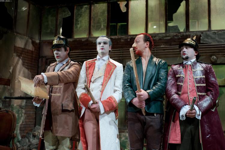 Teatrul Maghiar Cluj va traduce spectacolele și în engleză