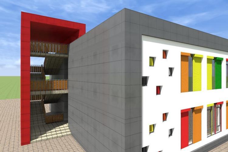 20 de firme au depus oferte pentru a construi grădinița din Florești