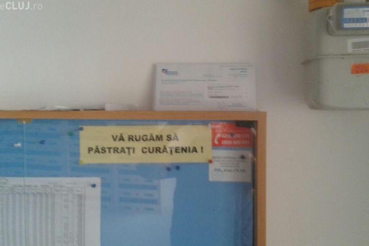 Cum sunt distribuite plicurile cu facturi în Florești: Mi-au tăiat curentul pentru că nu am primit factura la timp VIDEO