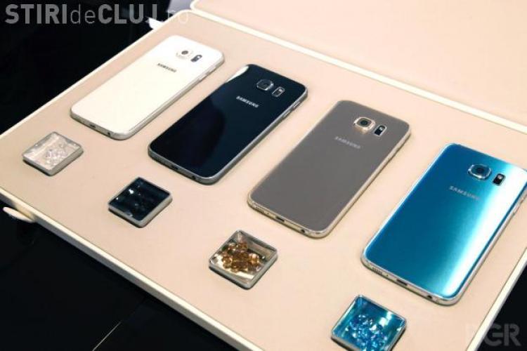 Cât vor costa Samsung Galaxy S6 și S6 Edge