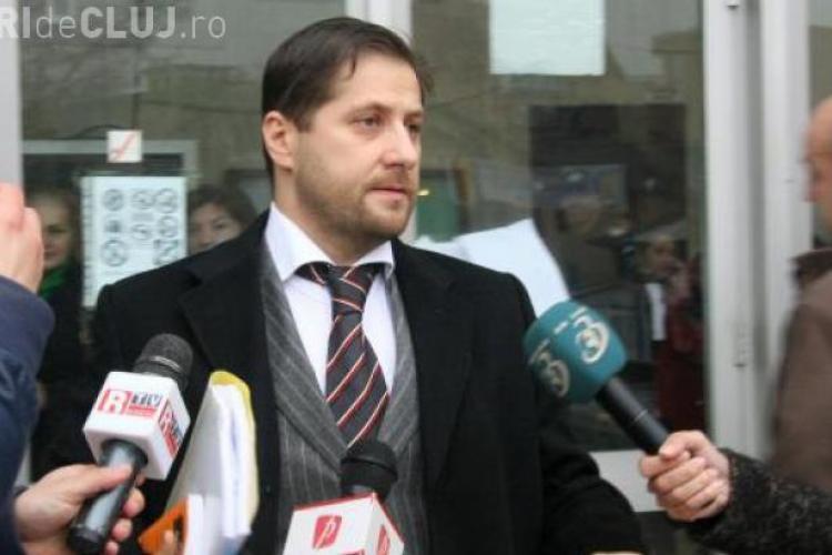 Ginerele lui Traian Băsescu a fost dus la DNA pentru audieri