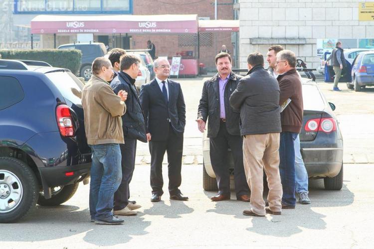 Boc a scos firmele de salubritate la RAPORT: Vor urma amenzi