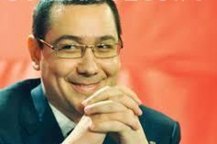 Ponta chemat la Cluj, la un proces intentat de Mihai Seplecan, pentru scaunul de şef al CJ Cluj