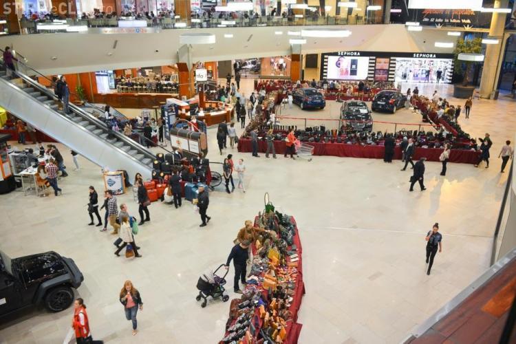 Bag EXPO la Iulius Mall Cluj. Târg de genți și accesorii la mall -ul Clujului