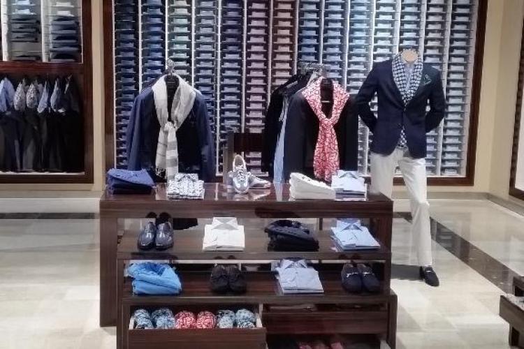 Un nou magazin, dedicat bărbaților, s-a deschis la Iulius Mall. E primul din regiune (P)