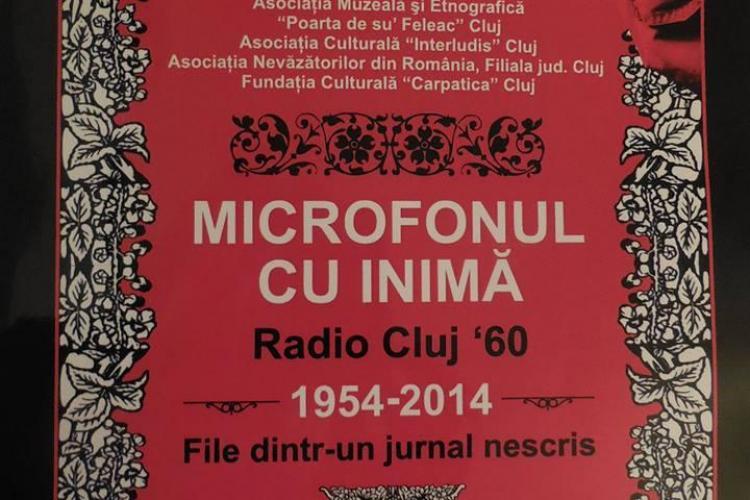 """Cum l-a """"gonit"""" Radio Cluj pe Zorin Diaconescu, care lansa o monografie Radio Cluj"""