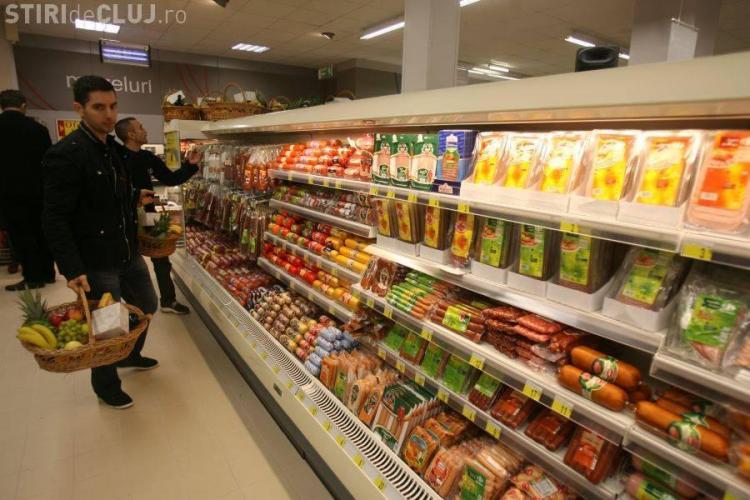 TVA se reduce la 9%, din luna iunie, pentru toate produsele agro-alimentare