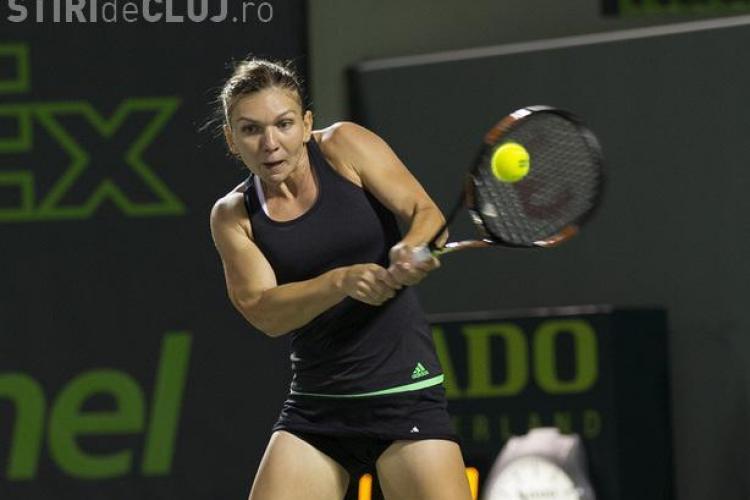 "Ce a făcut Simona Halep azi-noapte la Miami! a DISTRUS-O pe ""mini Serena"""