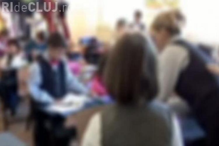Noi înregistrări de la Liceul de Muzică din Cluj. Învățătoarea Monica Chiorean către copii: Vă mut gura la spate! - AUDIO