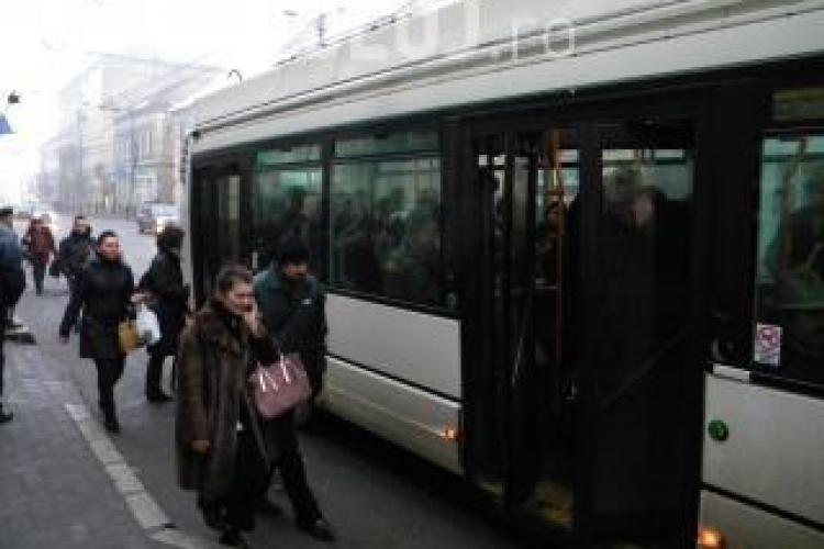 Programul autobuzelor din Cluj-Napoca în noaptea de Înviere