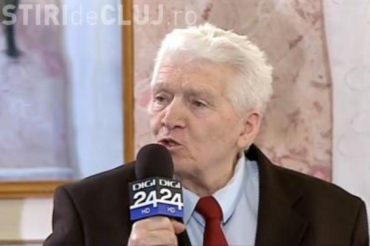 A murit doctorul Ioan Pușcaș, unul dintre marii medici ai Transilvaniei