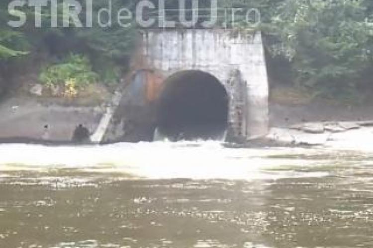 Bătrânul înecat în lacul Gilău a fost scos din apă după 7 zile! Scafandrii de la ISU Cluj nu au atestate
