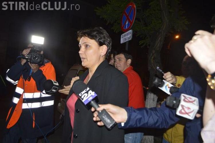 Secretarul Consiliului Județean Cluj, Simona Gaci, audiat în dosarul Horea Uioreanu
