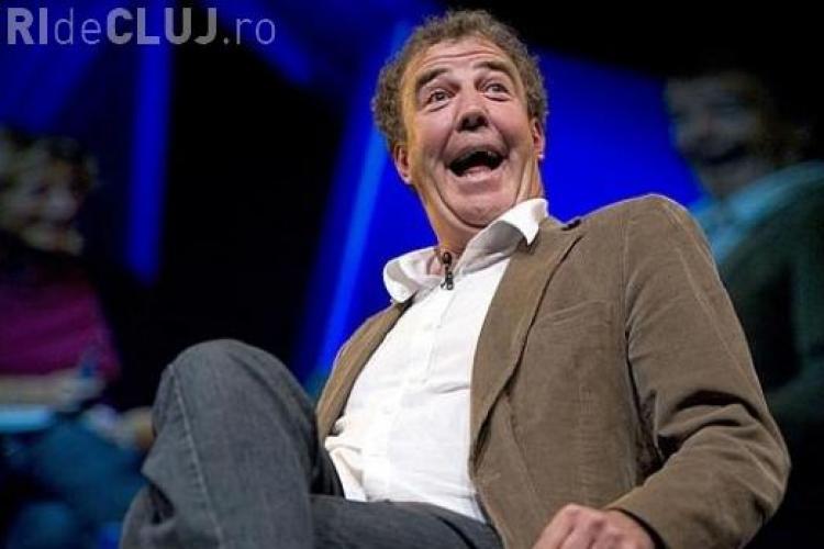 Jeremy Clarkson îi jigneşte pe toti proprietarii de Dacii