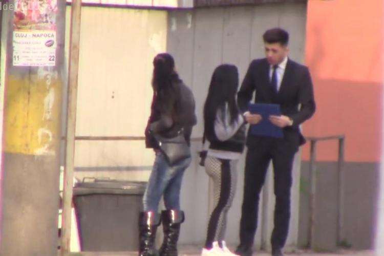 """Prostituatele din Cluj își iau consultant financar. Cât costă sexul oral și cum își vor crește """"afacerile"""" - VIDEO"""