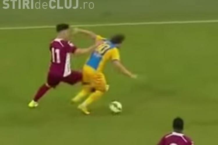 Înfrângere pentru CFR Cluj, pe teren propriu. Deac ar putea pierde finalul sezonului REZUMAT VIDEO