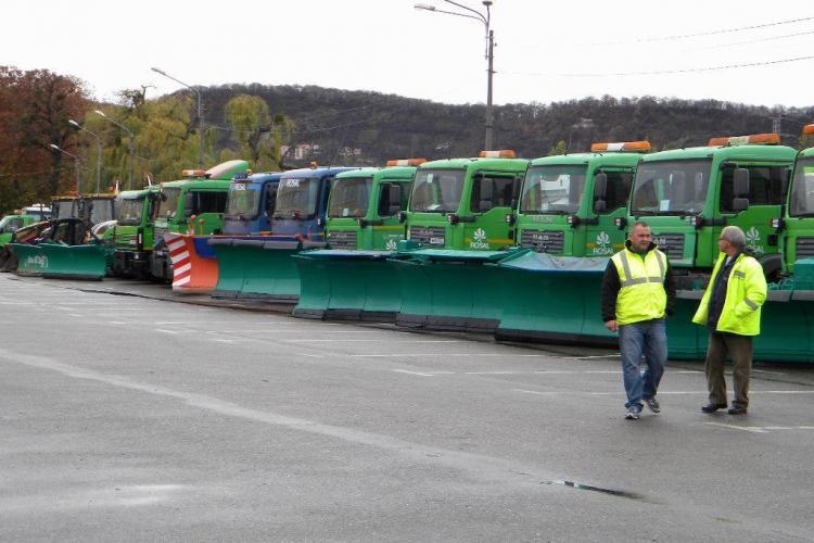 Rosal face angajări la Cluj. Se caută conducători auto