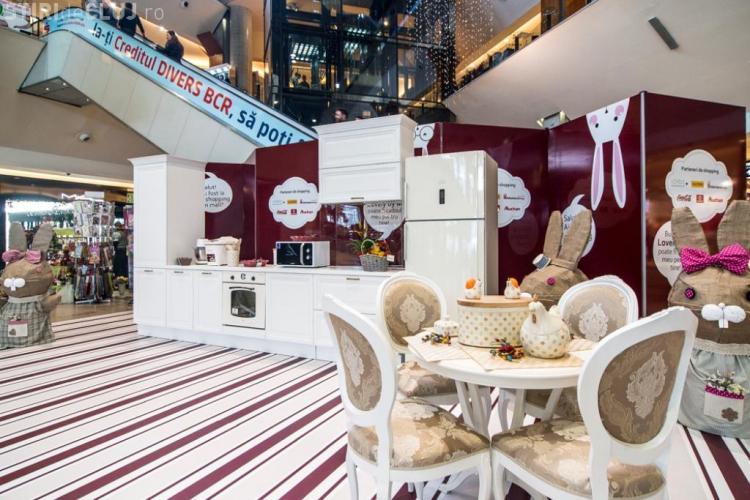 """Iulius Mall a dat startul competiției """"Egg Hunt"""". Ce trebuie să faci pentru a câștiga un premiu (P)"""