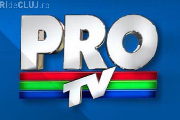 Încă un eșec al postului PRO TV. Ce decizie au luat