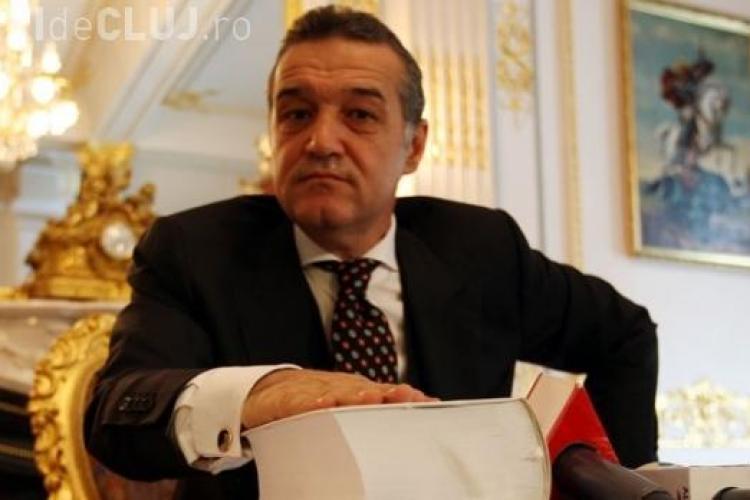 Gigi Becali LIBER: Cum i-a vrăjit pe judecători