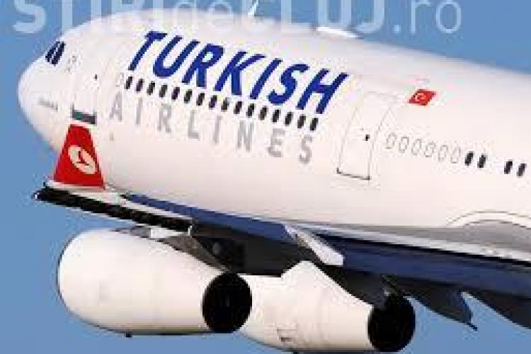 Alertă de BOMBĂ la bordul unui avion care zboară pe ruta Istanbul - Sao Paulo